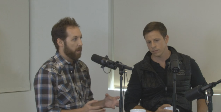 Chris Sacca and Matt Mazzeo